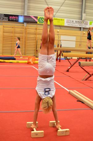 Jongensturnen bij ETV Olympia